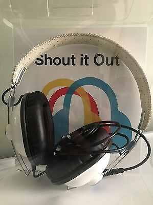Hanson Rare Brand New Shout It Out Headphones