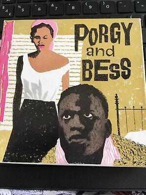 Vintage Porgy & Bess 8mm Reel-to-reel Recording Lawrence Winters Isabelle Lucas