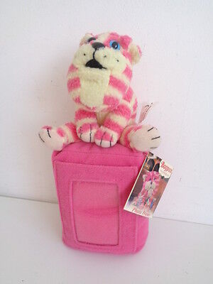 Bagpuss Photo Frame - Soft Padded Frame With Bagpuss To Top - Unused With Tag