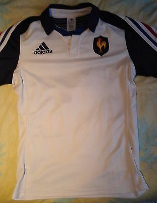 Maillot Exterieur Xv France Rugby Flocage Officiel