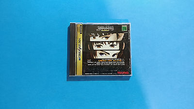 Dead or Alive Sega Saturn SS Japan Import US Seller disk near MINT