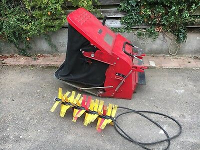 Westwood V20/50 Powered Grass Collector