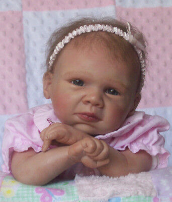 Trey Reborn Doll Kit By Michelle Fagan: