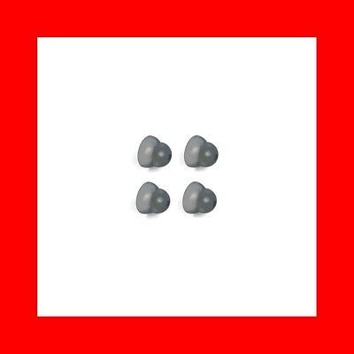 ☆PACK 4 RESOUND SUREFIT POWER DOMES-SMALL(8mm)FITS LiNX2+ENYA RIC,BTE,OPEN TUBE☆