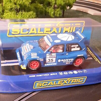 Scalextric DPR Metro 6r4 VGC with box!