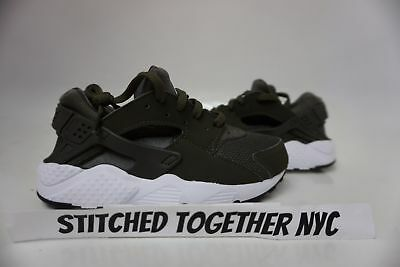 91d04d6e01d71 704949-301) PS KID S Nike Huarache Run Cargo Khaki white -  60.00 ...