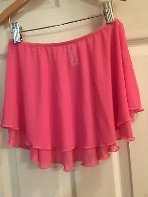 Pre Owned Wear Moi Daphne Pull On Skirt Size Adult Medium/Large in Rose