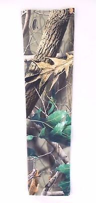 Sports Arm Sleeves Compression Protective Arm Sleeve Anti-Slip Real Tree Camo