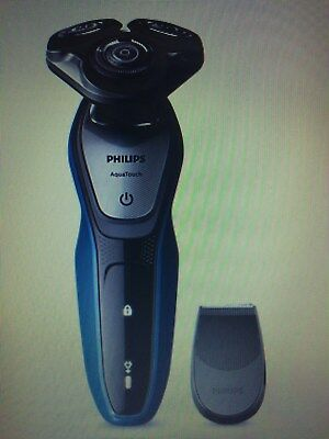 Philips Shaver AquaTouch Wet & Dry Protective shave