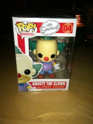 Krusty The Clown Funko Pop