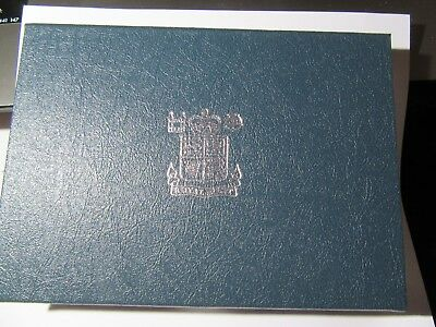 1984  Royal Mint Proof Set Coins For Great Britain