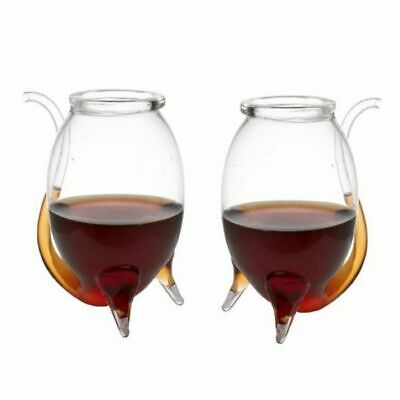 Port Sippers and Pipes - Hand blown glass