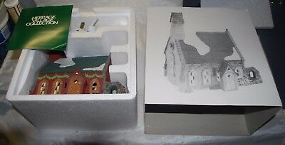 "Dept. 56 ""Dudden Cross Church"" from the Dickens' Village Series 5834-3 w/ Box"