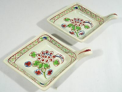 2 ADAMS CALYX Ware  OLD BOW  Nut Dishes   England