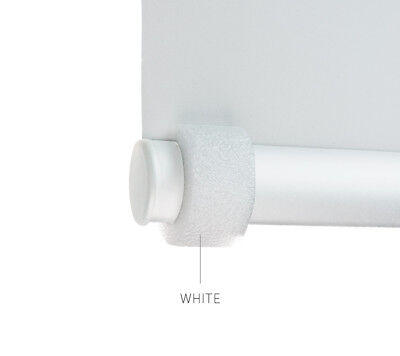 Blind Hushers - foam clips to stop blinds banging in the wind