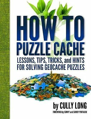 How To Puzzle Cache Geocaching Book