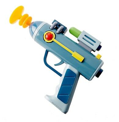 Rick and Morty Laser Gun Licensed Exclusive Brand New  01365352