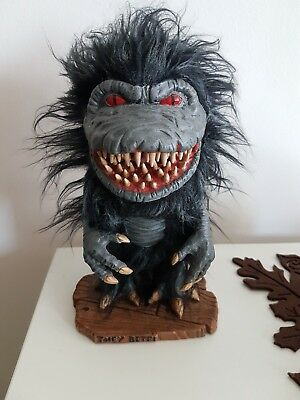 Critters Film Figure Resin Horror Movie 23cm Figur They Bite!