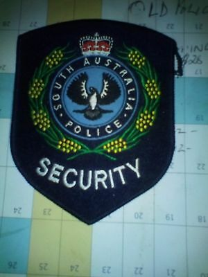 South Australia Police Security patch obsolete