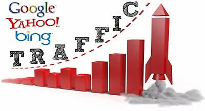 6 Months Unlimited Website Traffic || 300 Plus Visits Per Day || Adsense Safe