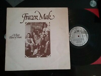 Frazer Mak....A RARE BLEND OF MUSIC.....9 Track LP....1978 SRT Records