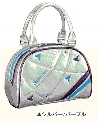 Honma golf pouch small bag case for ladies women GB5303 silver purple New