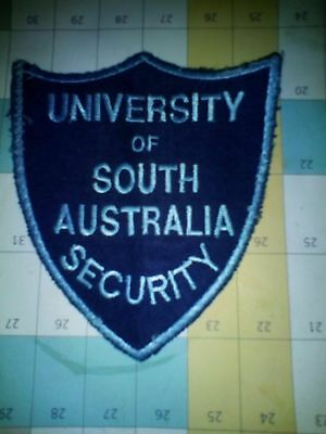 University of South Australia Security patch obsolete