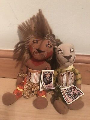 Lion King The Musical Official Merchandise