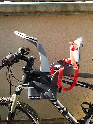 WeeRide Front Safe Child Bike / Bicycle Seat Carrier For Baby Child Kids 1-4 Yrs