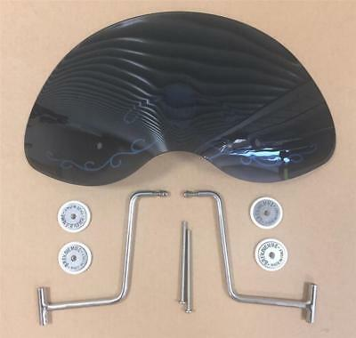 Royale Biemme Flyscreen for Lambretta Series Two 2 TV175 Li150 API REYBAN