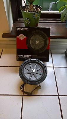 kicker 2ohm subwoofer 200w