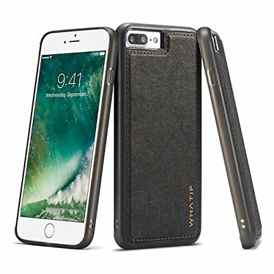 iPhone 6 6s 7 / 8 Luxury Leather  DIY Style Shockproof Phone Case & Back Cover