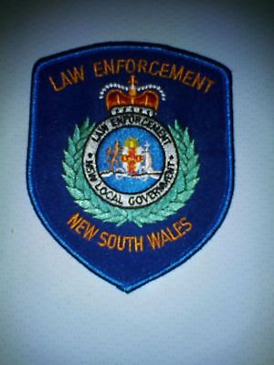 NSW Law Enforcement Officer Local Government