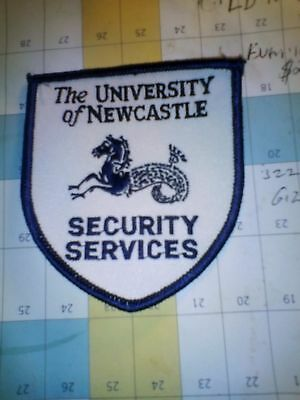 University of Newcastle Security Services patch obsolete defunct