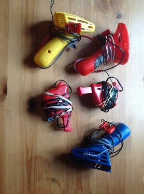 Vintage Scalextric C265 A256 Hand Throttles