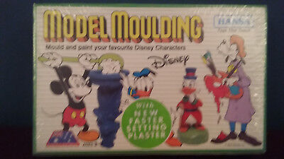 Hansa Disney Model Moulding Kit- New / Sealed