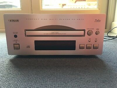 TEAC REF 500 PD-H570 CD Changer