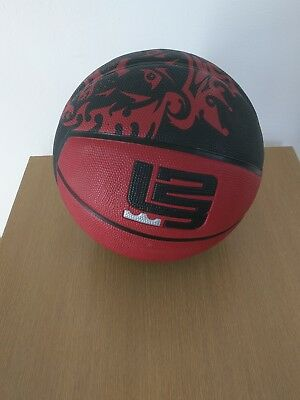 Nike LeBron playground basketball size 7. Excellent condition