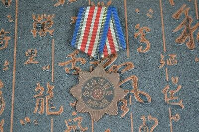 During World War II Chinese army awarded wounded soldier medal of honor
