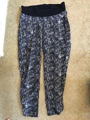 Maternity Trousers Size 10