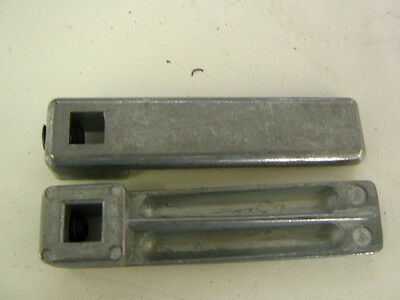 Pair Horse Float Dog Trailer T & L Inside Toggles Latches Catches