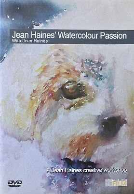 Jean Haines Watercolour Passion Schulung DVD