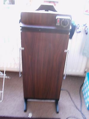 Corby Type J Trouser Press - Walnut - Excellent Condition