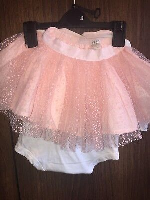 baby girl mamas and papas 2 Piece Tutu Set 3-6m