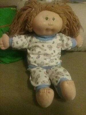 cabbage patch doll 15 anniversary edition