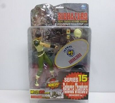 Biohazard Rebecca Chambers Moby Dick Series 15 Resident Evil Nemesis Parts