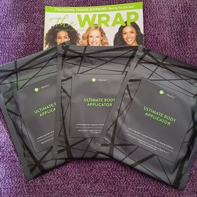 It Works Ultimate Body Applicator (body wrap)
