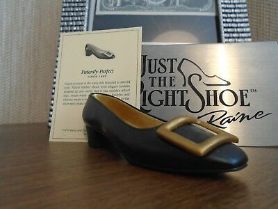 Just The Right Shoe Patently Perfect # 25046