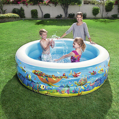 BESTWAY PLAY POOL Φ 196cm - WATER CAPACITY 700L FOR KIDS 6+