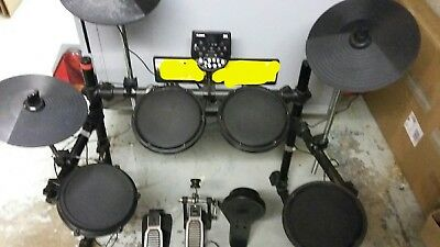 Alesis DM6 USB Electronic/Electric/Digital Drum Kit/Set